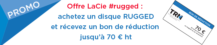 offre rugged Lacie