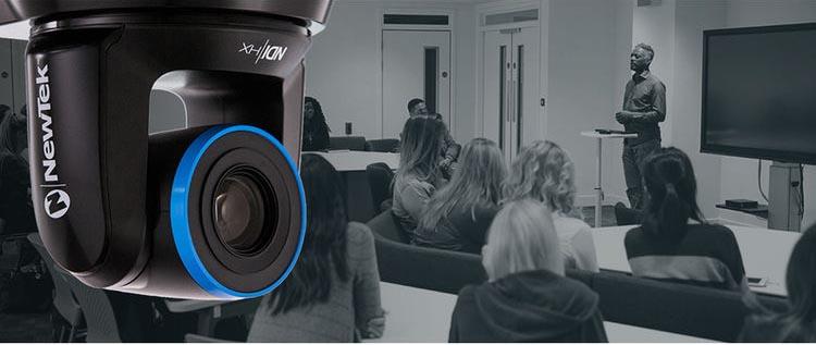camera Newtek NDI PTZ