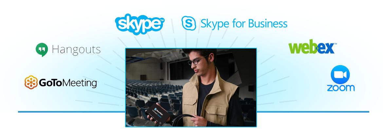connexion convertisseur newtek Connect spark skype