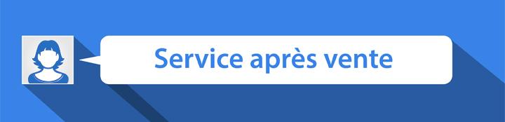 Service après vente TRM à votre écoute
