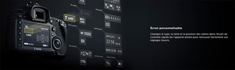 Appareil photo REFLEX CANON EOS 5DS R