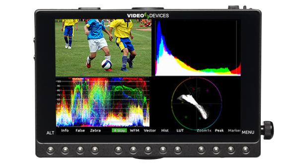 Video Devices PIX-E7 - Outils de monitoring PIX-Assist
