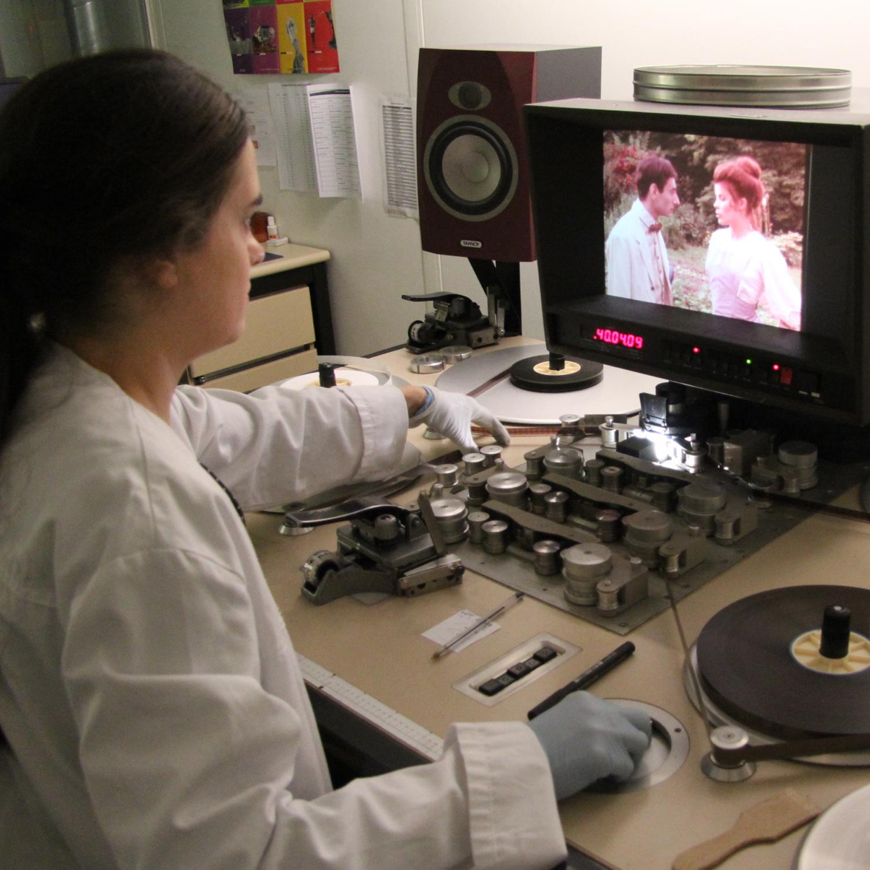 Renovation de cassettes vidéo et supports blu-ray