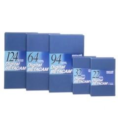 Cassettes Digital Betacam