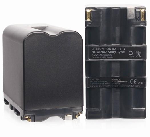 Hähnel type Sony NPF970 - Batterie