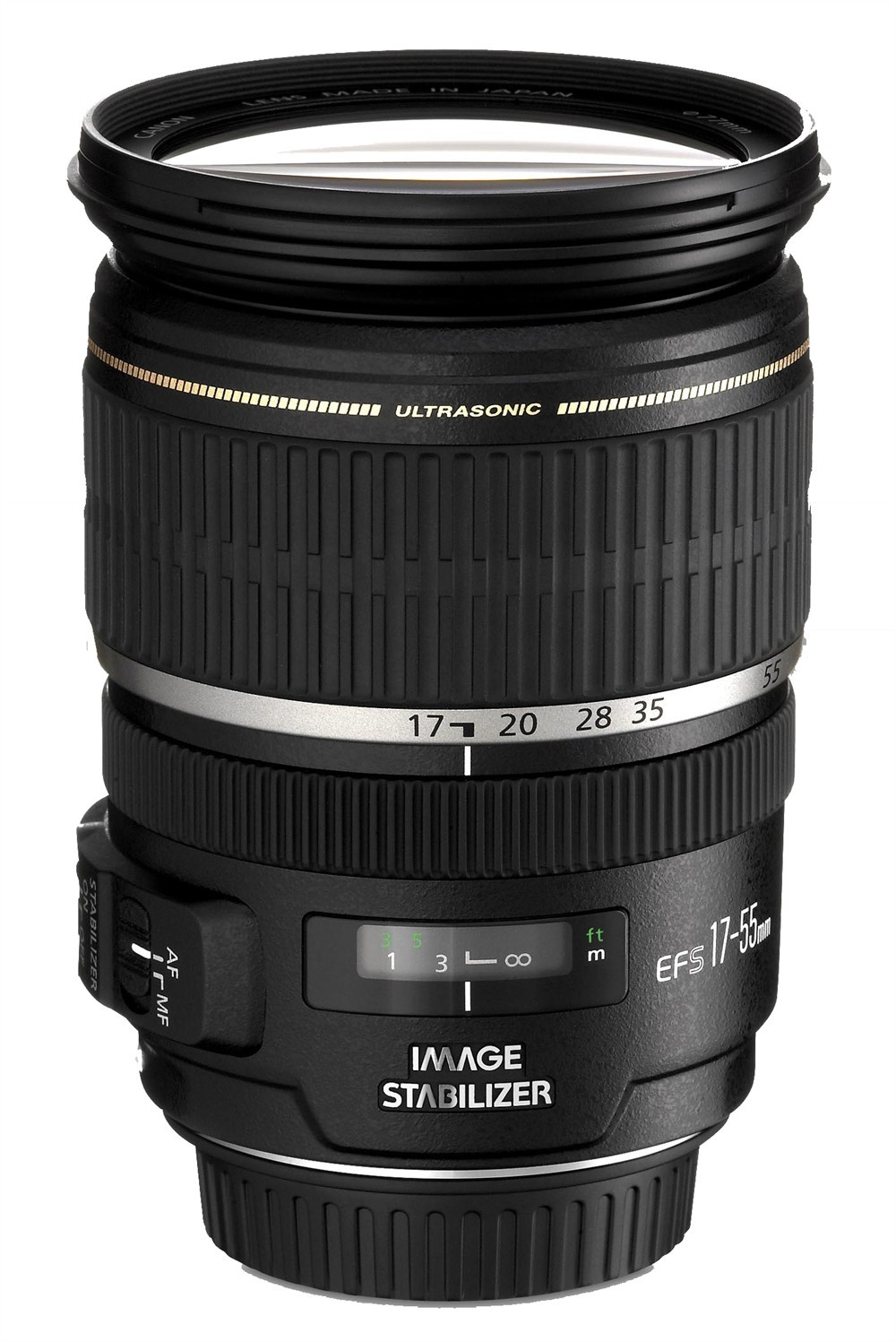 Canon EF-S 17-55mm F2.8 IS USM - Objectif