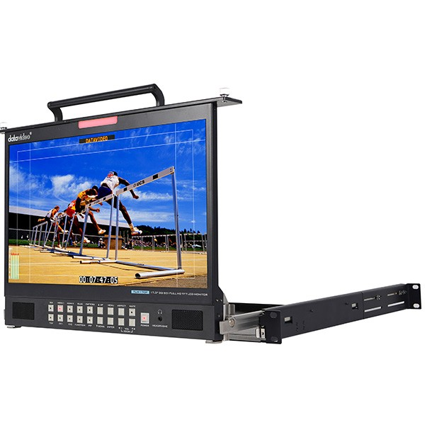 "MONITEUR LCD 17,3"" HD/SD TFT RACKABLE DATA VIDEO TLM-170PM"