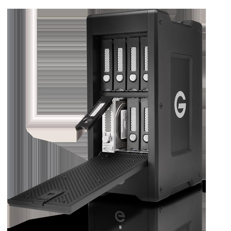 G-SPEED SHUTTLE XL - 32TB (8x4TB)